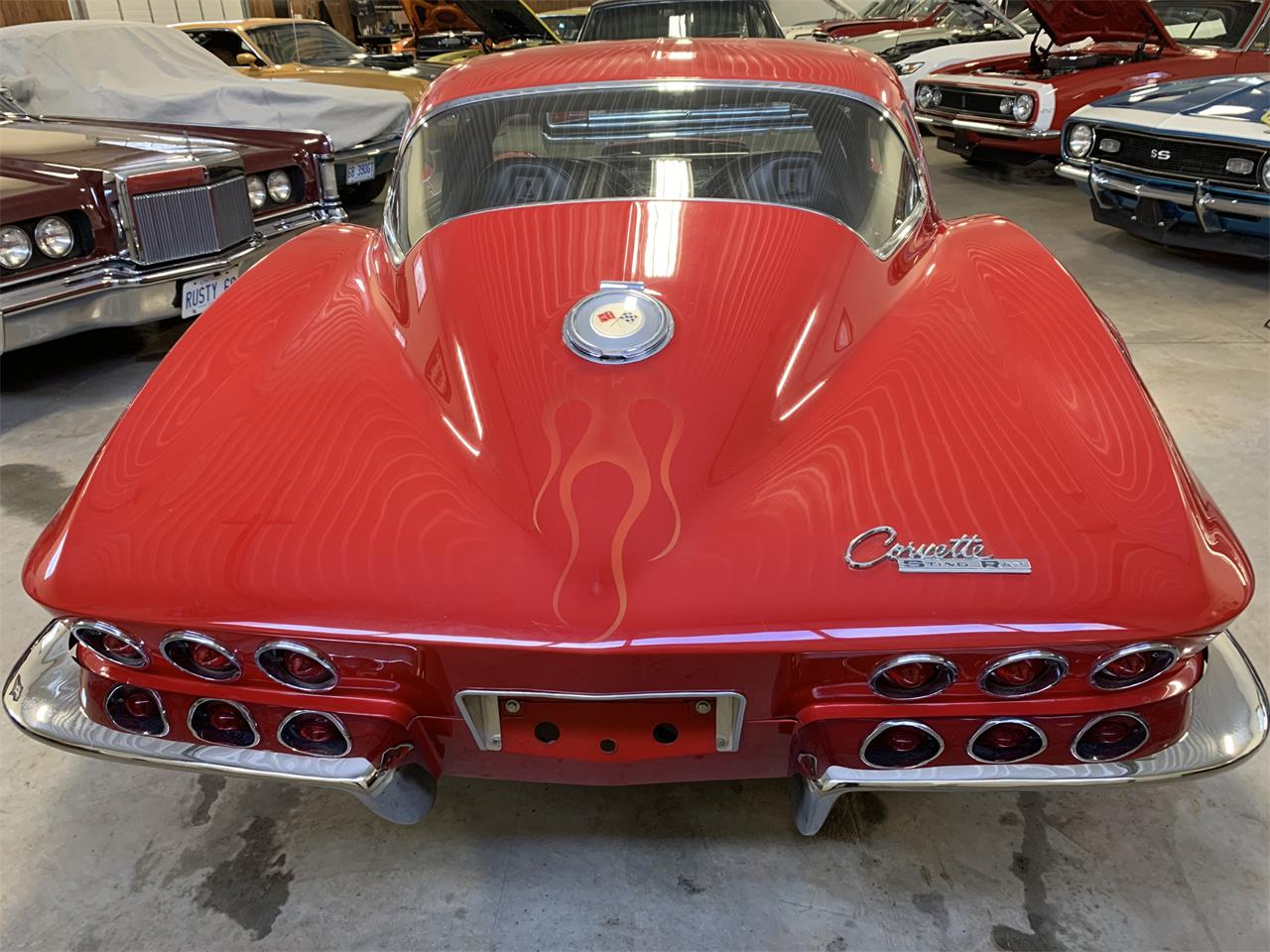 1964 Chevrolet Corvette (CC-1322011) for sale in Toronto, Ontario