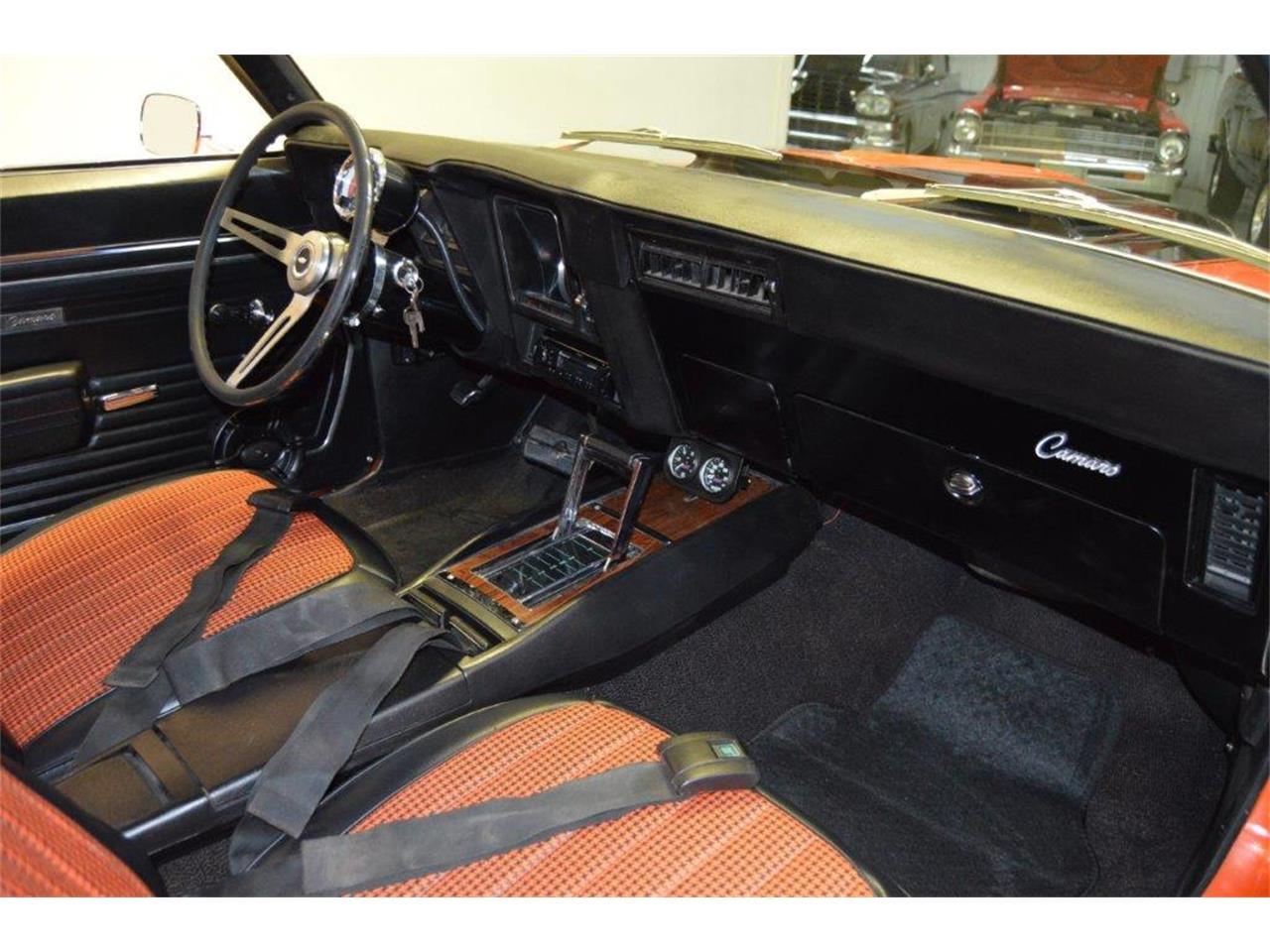 1969 Chevrolet Camaro SS (CC-1322012) for sale in Loganville, Georgia