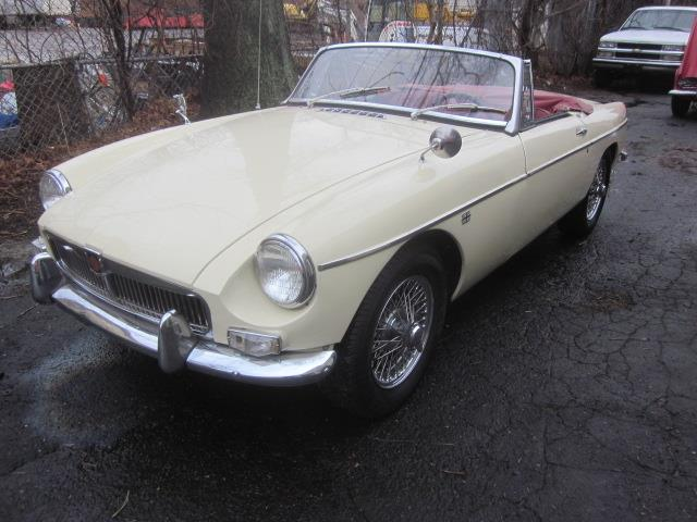1964 MG MGB (CC-1322017) for sale in Stratford, Connecticut
