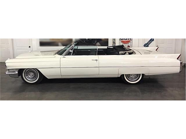 1963 Cadillac DeVille (CC-1322021) for sale in Addison, Illinois