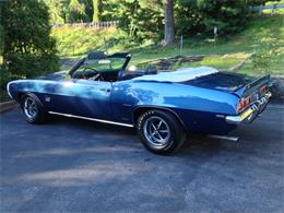 1969 Chevrolet Camaro SS (CC-1322024) for sale in Chattanooga, Tennessee