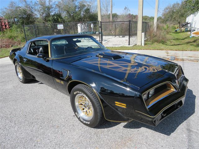1978 Pontiac Firebird Trans Am (CC-1322030) for sale in APOPKA, Florida
