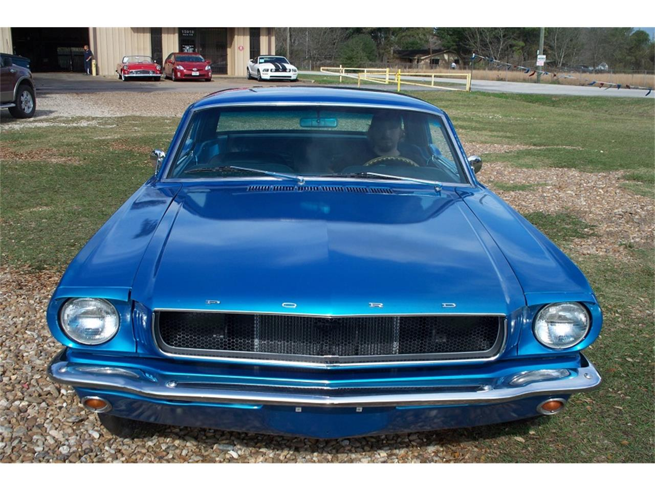 1965 Ford Mustang (CC-1322039) for sale in CYPRESS, Texas