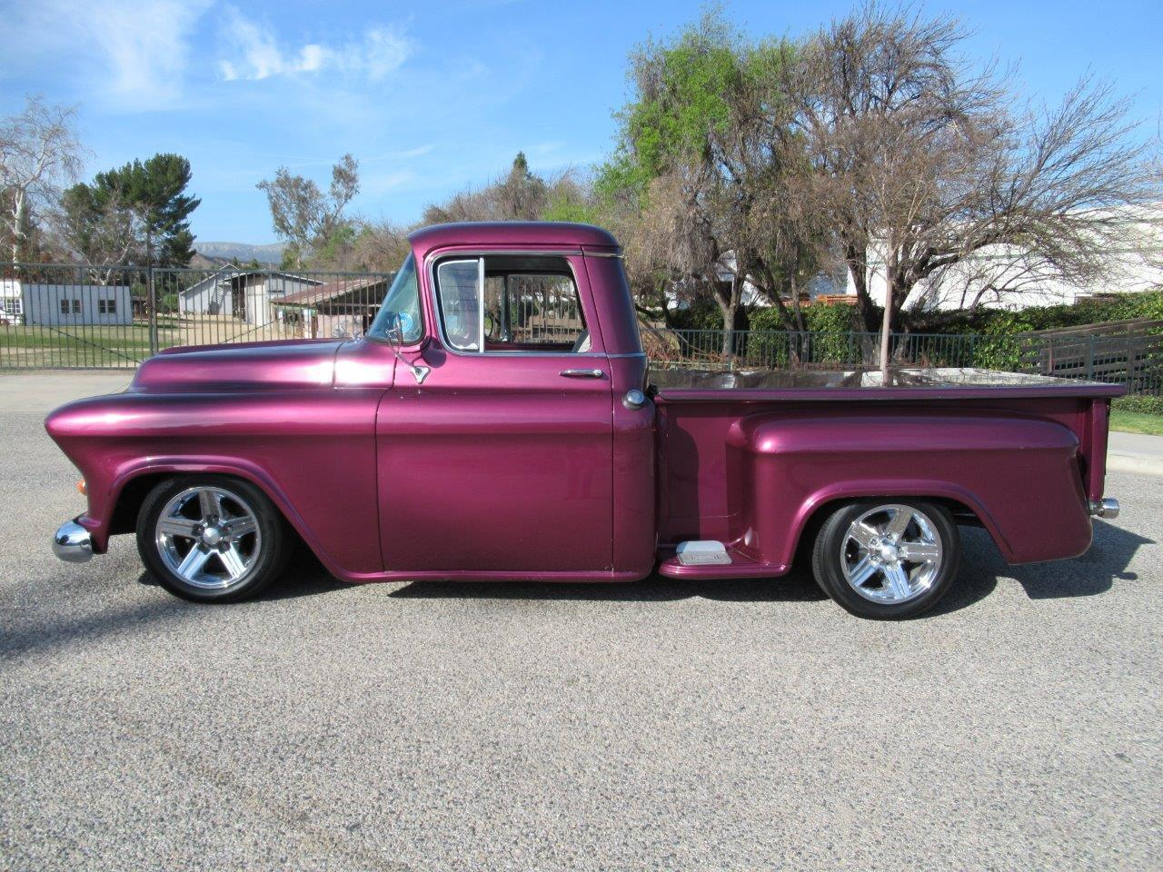 1957 Chevrolet 3100 (CC-1322043) for sale in Simi Valley, California
