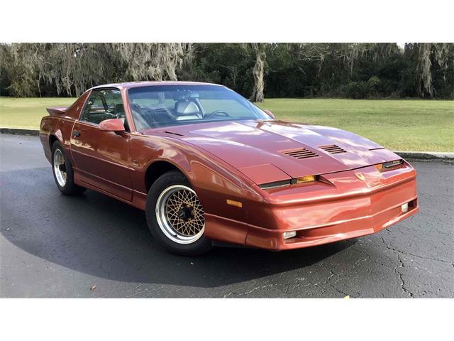 1990 Pontiac Firebird Trans Am GTA (CC-1322044) for sale in Lake City, Florida