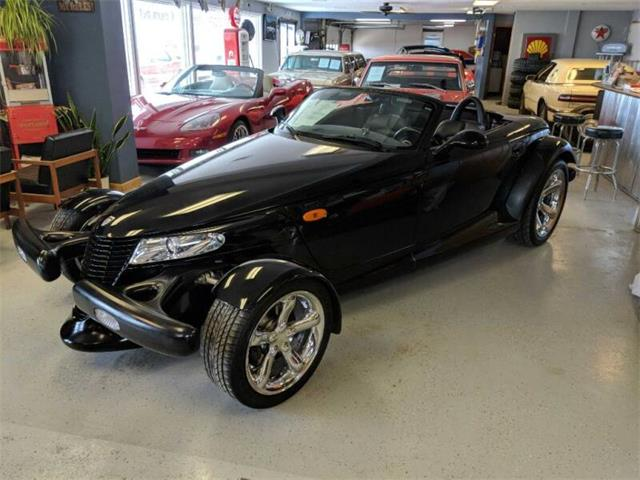 2000 Plymouth Prowler (CC-1320205) for sale in Spirit Lake, Iowa