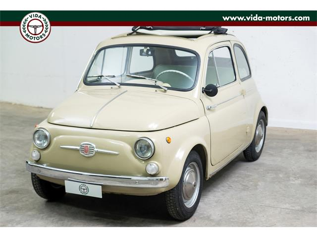 1961 Fiat 500L (CC-1322056) for sale in Aversa, Italy
