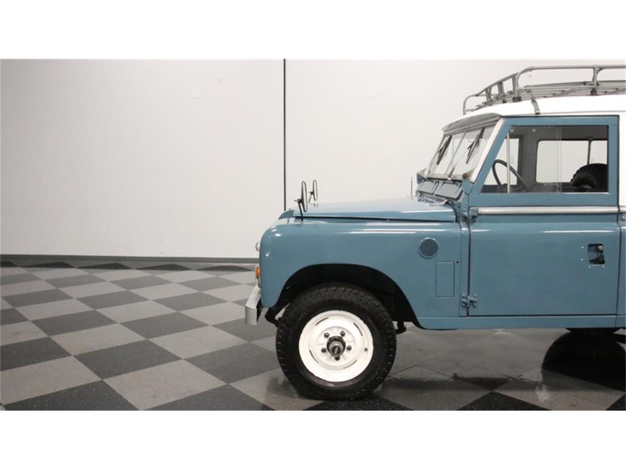 1972 Land Rover Series I (CC-1322068) for sale in Lithia Springs, Georgia