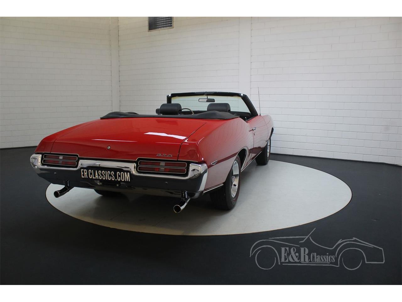 1969 Pontiac GTO (CC-1320207) for sale in Waalwijk, Noord-Brabant