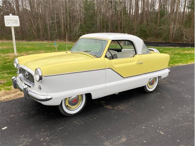 1956 Nash Metropolitan (CC-1322086) for sale in Greensboro, North Carolina