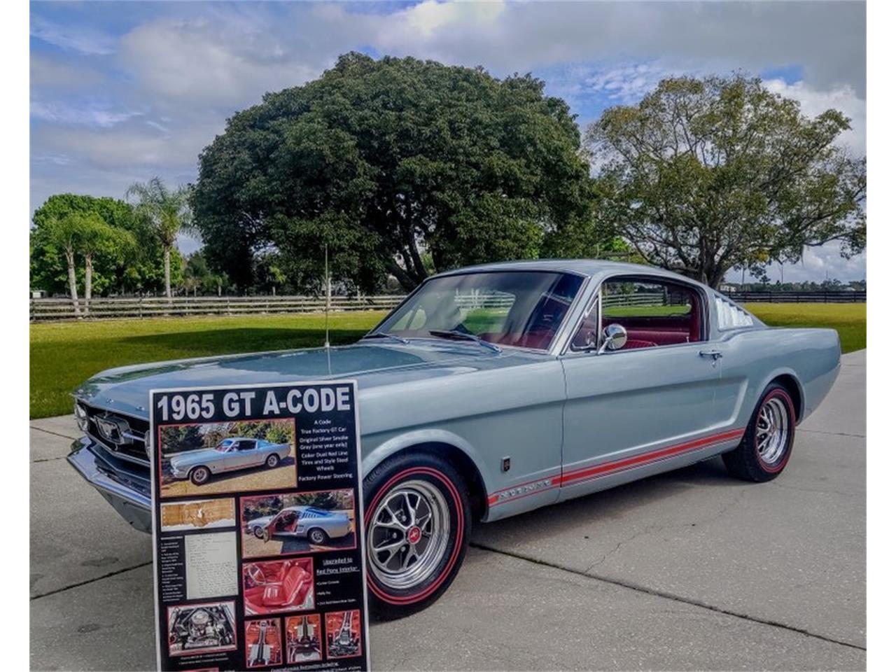 1965 Ford Mustang (CC-1322092) for sale in Greensboro, North Carolina