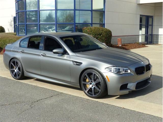 2015 BMW M5 (CC-1322096) for sale in Greensboro, North Carolina