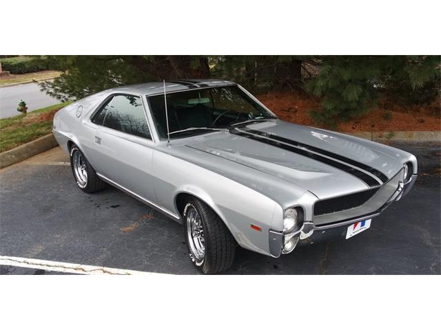 1968 AMC AMX (CC-1322097) for sale in Greensboro, North Carolina