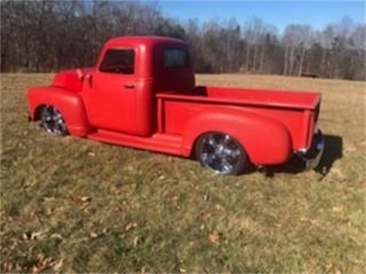 1954 Chevrolet Truck For Sale