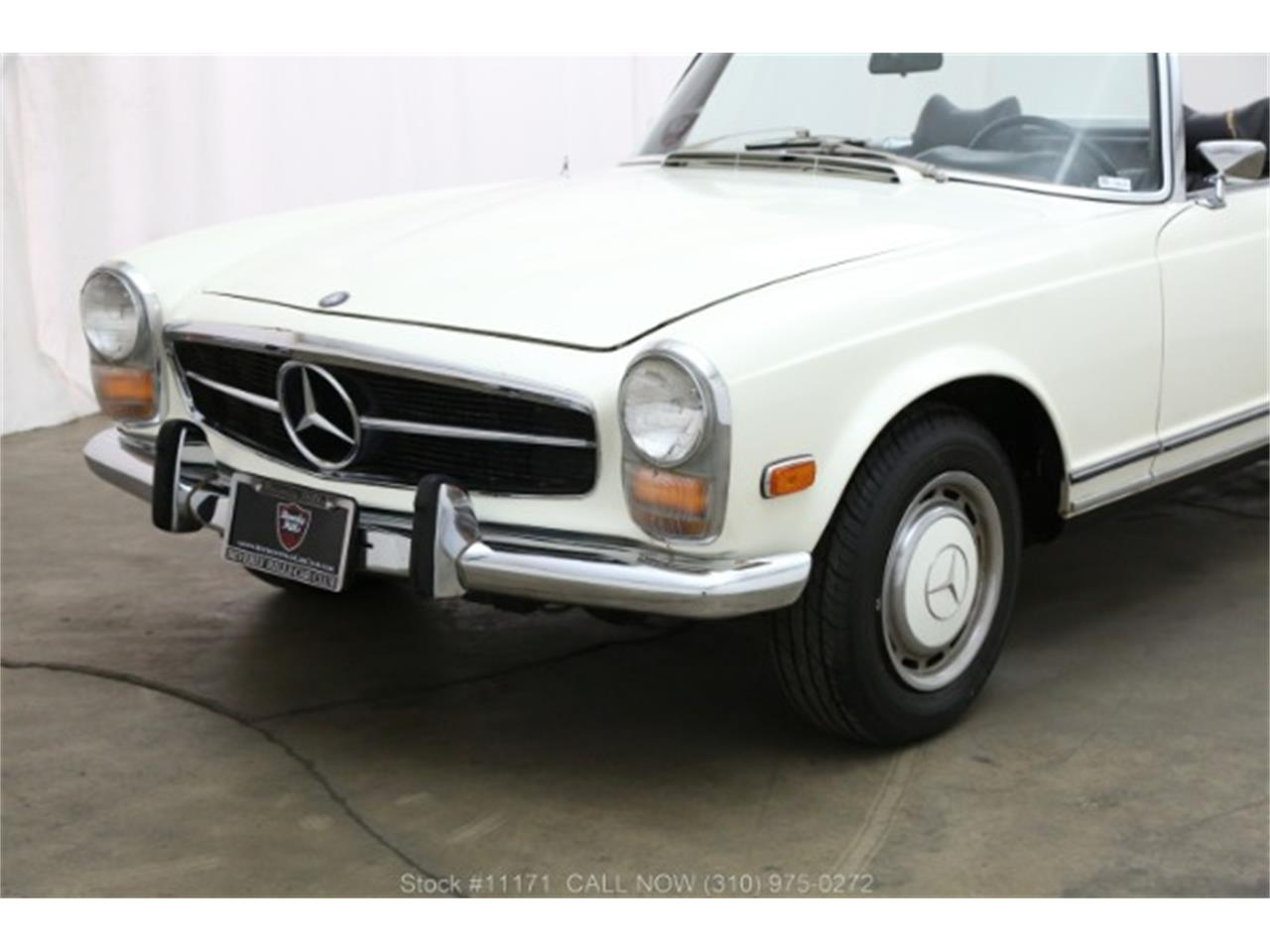 1969 Mercedes-Benz 280SL (CC-1322101) for sale in Beverly Hills, California