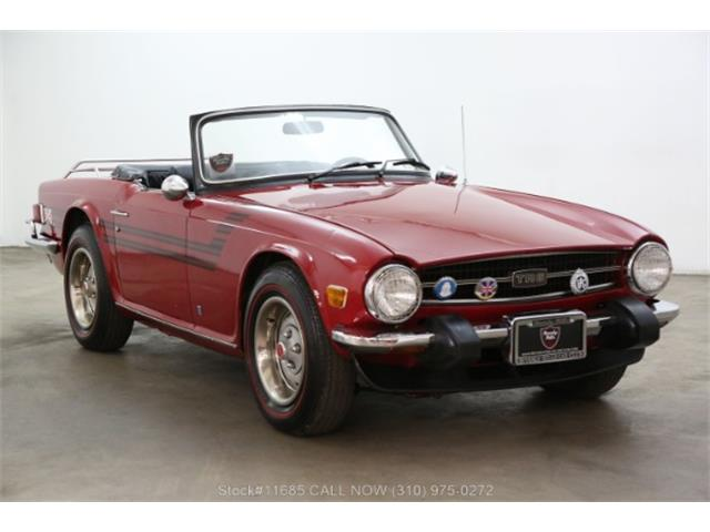 1976 Triumph TR6 (CC-1322104) for sale in Beverly Hills, California