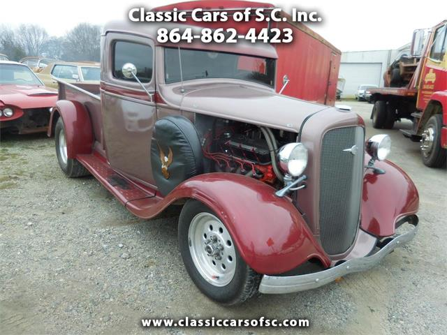 1935 Chevrolet Pickup (CC-1322121) for sale in Gray Court, South Carolina