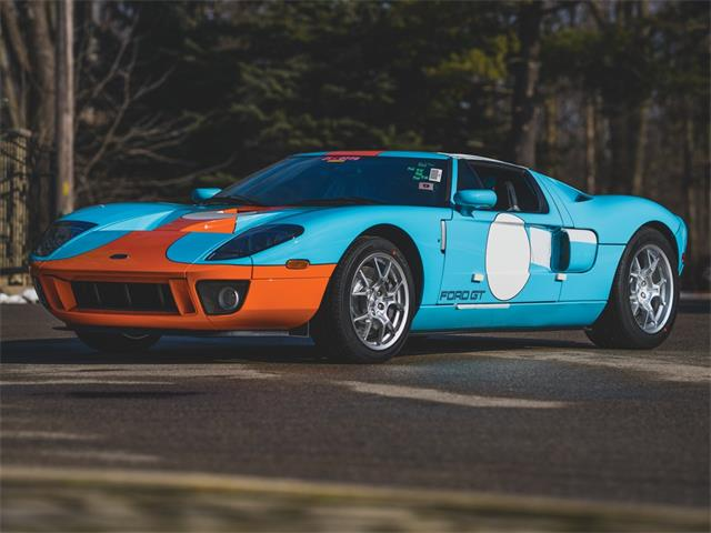 2006 Ford GT (CC-1322124) for sale in Amelia Island, Florida