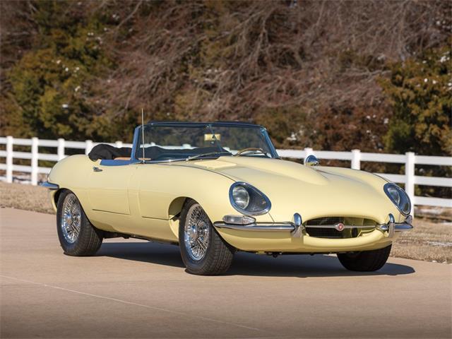 1967 Jaguar E-Type (CC-1322128) for sale in Amelia Island, Florida