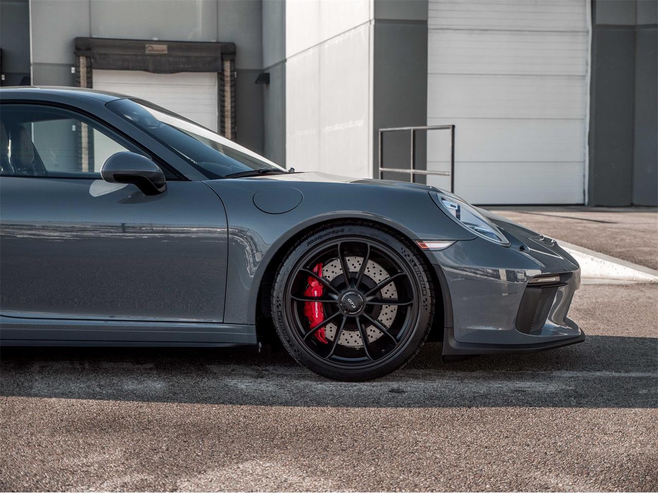2018 Porsche 911 (CC-1322133) for sale in Kelowna, British Columbia