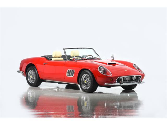 1962 Ferrari 250 GT California Spyder SWB (CC-1322134) for sale in Farmingdale, New York