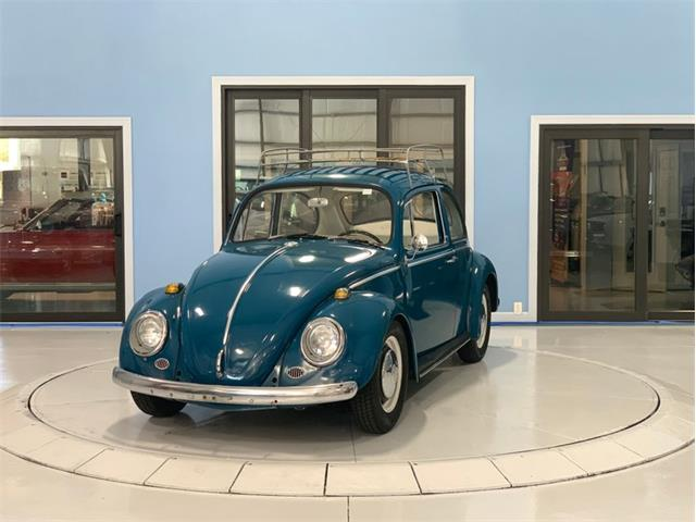 1966 Volkswagen Beetle (CC-1322136) for sale in Palmetto, Florida