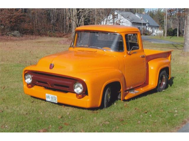 1953 Ford F100 (CC-1322139) for sale in Cadillac, Michigan