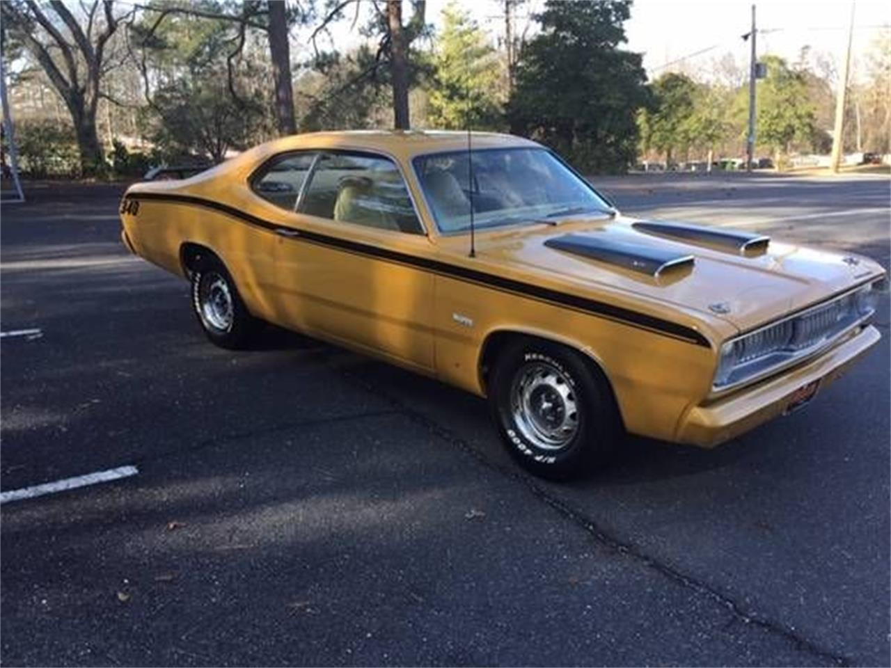 1972 Plymouth Duster (CC-1322140) for sale in Cadillac, Michigan
