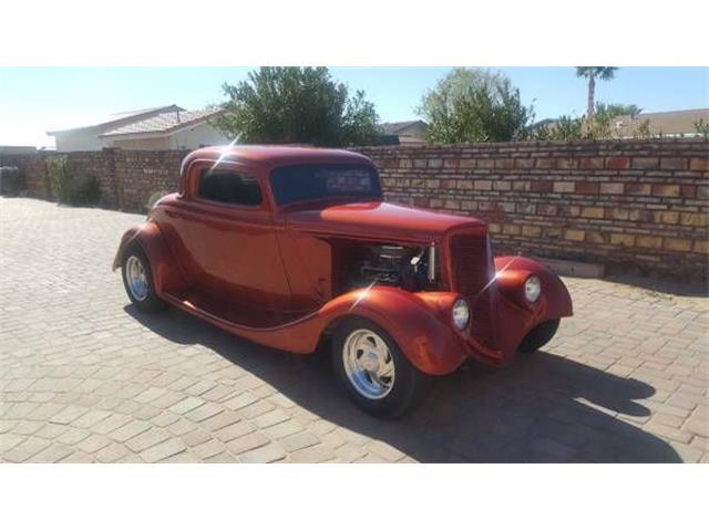 1934 Chevrolet Hot Rod