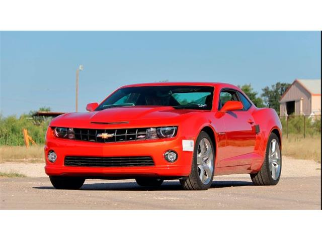 2010 Chevrolet Camaro (CC-1322151) for sale in Cadillac, Michigan