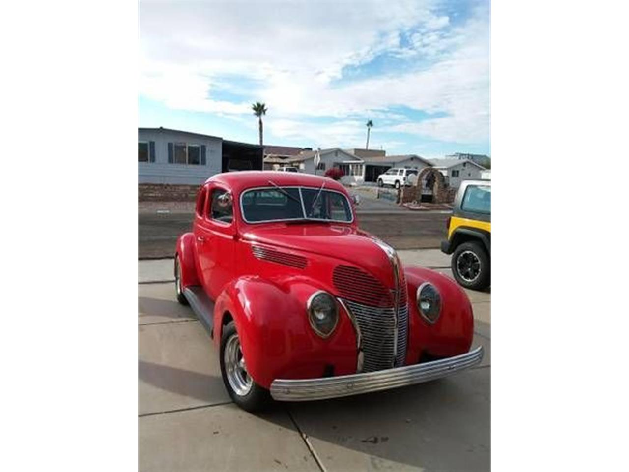 1938 Ford Deluxe (CC-1322153) for sale in Cadillac, Michigan