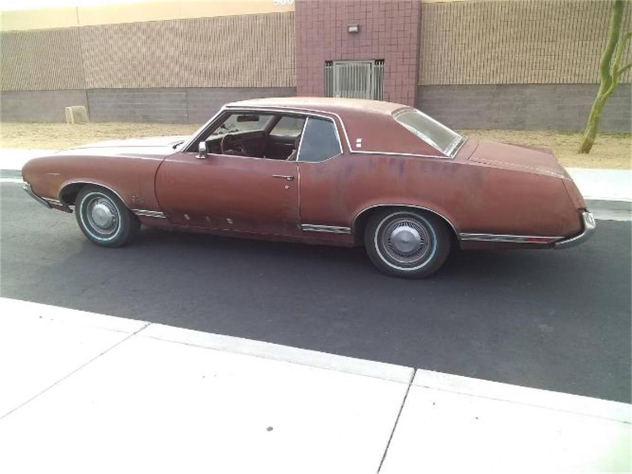 1971 Oldsmobile Cutlass (CC-1322157) for sale in Cadillac, Michigan