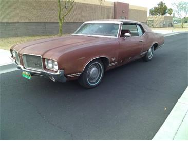 1971 Oldsmobile Cutlass (CC-1322157) for sale in Cadillac, Michigan