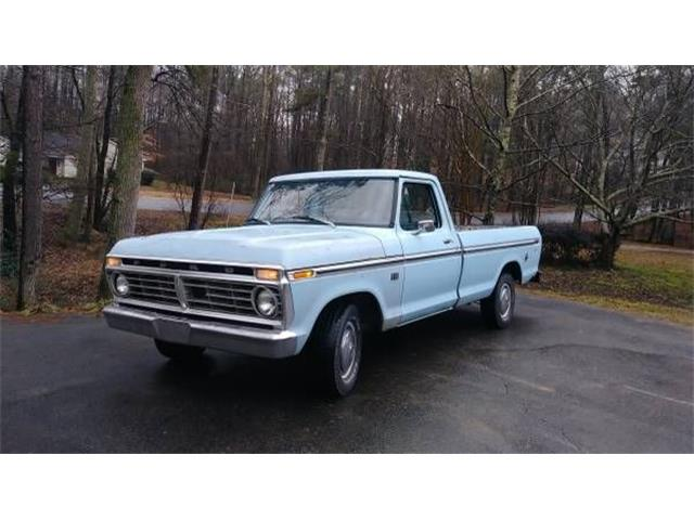 1973 Ford F100 (CC-1322164) for sale in Cadillac, Michigan