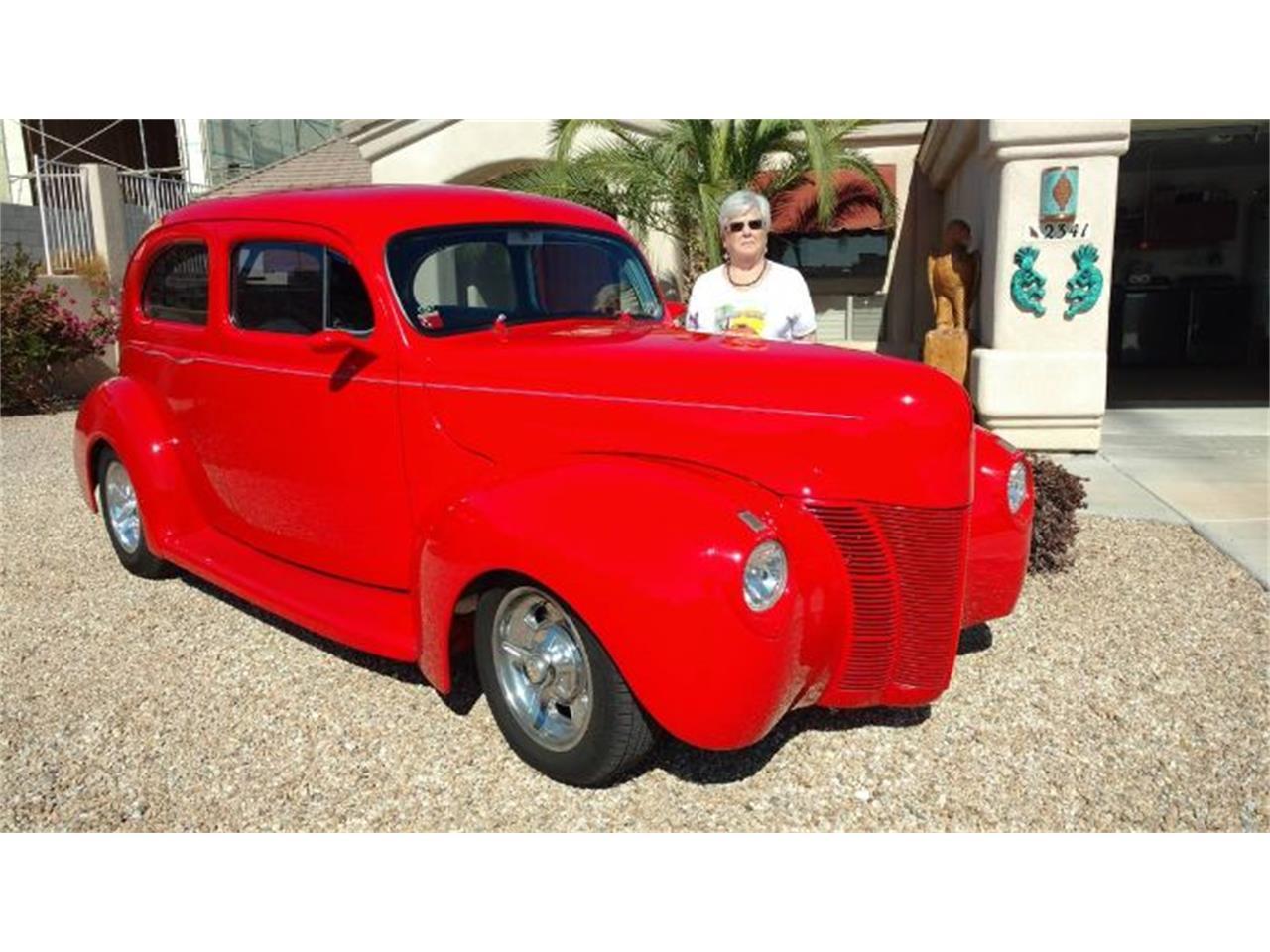 1940 Ford Sedan (CC-1322173) for sale in Cadillac, Michigan