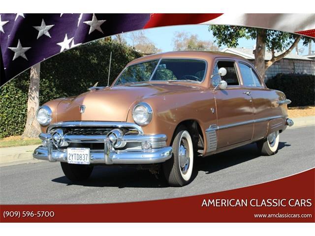 1951 Ford Custom (CC-1322181) for sale in La Verne, California
