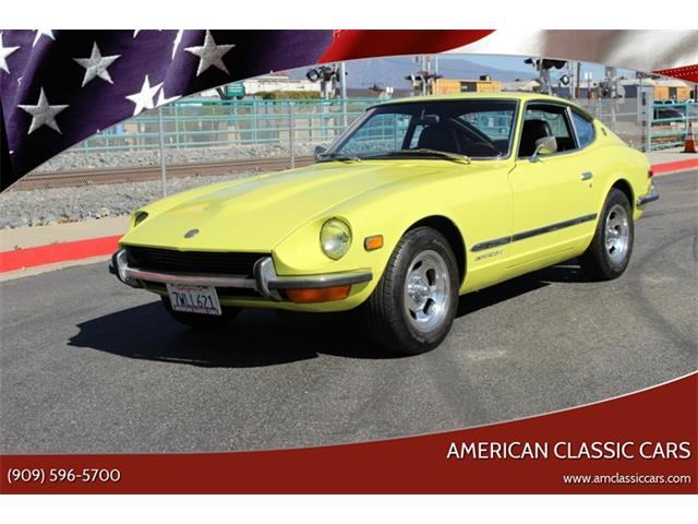 1972 Datsun 240Z (CC-1322183) for sale in La Verne, California