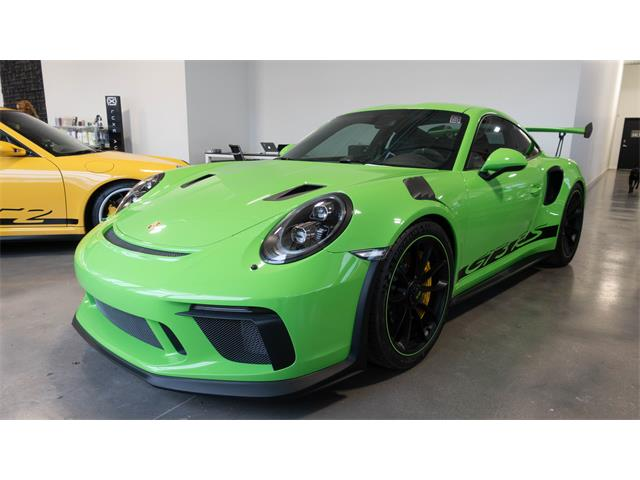 2019 Porsche GT3 (CC-1320220) for sale in Salt Lake City, Utah