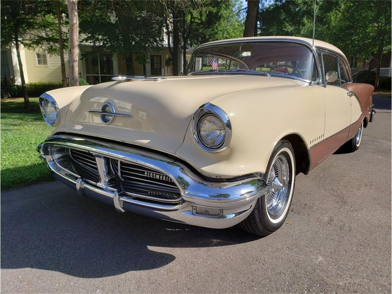 1956 Oldsmobile 98 (CC-1322211) for sale in Collierville, Tennessee