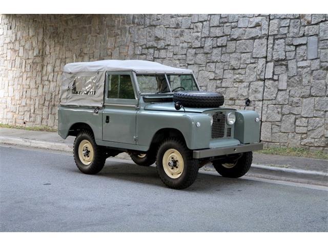 1967 Land Rover Series I (CC-1322214) for sale in Atlanta, Georgia