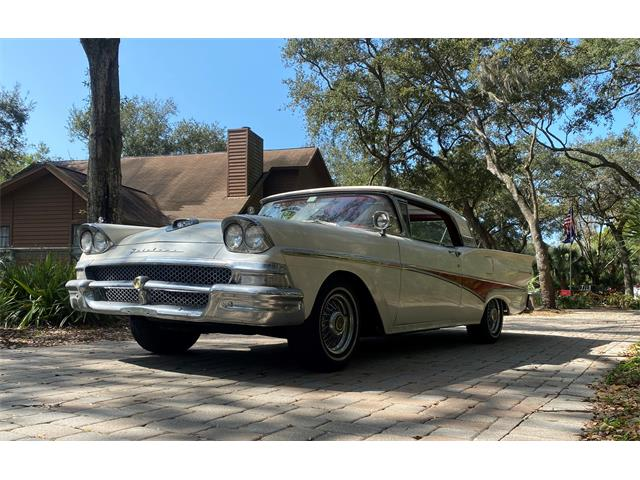 1958 Ford Fairlane 500 (CC-1322216) for sale in Lakeland, Florida