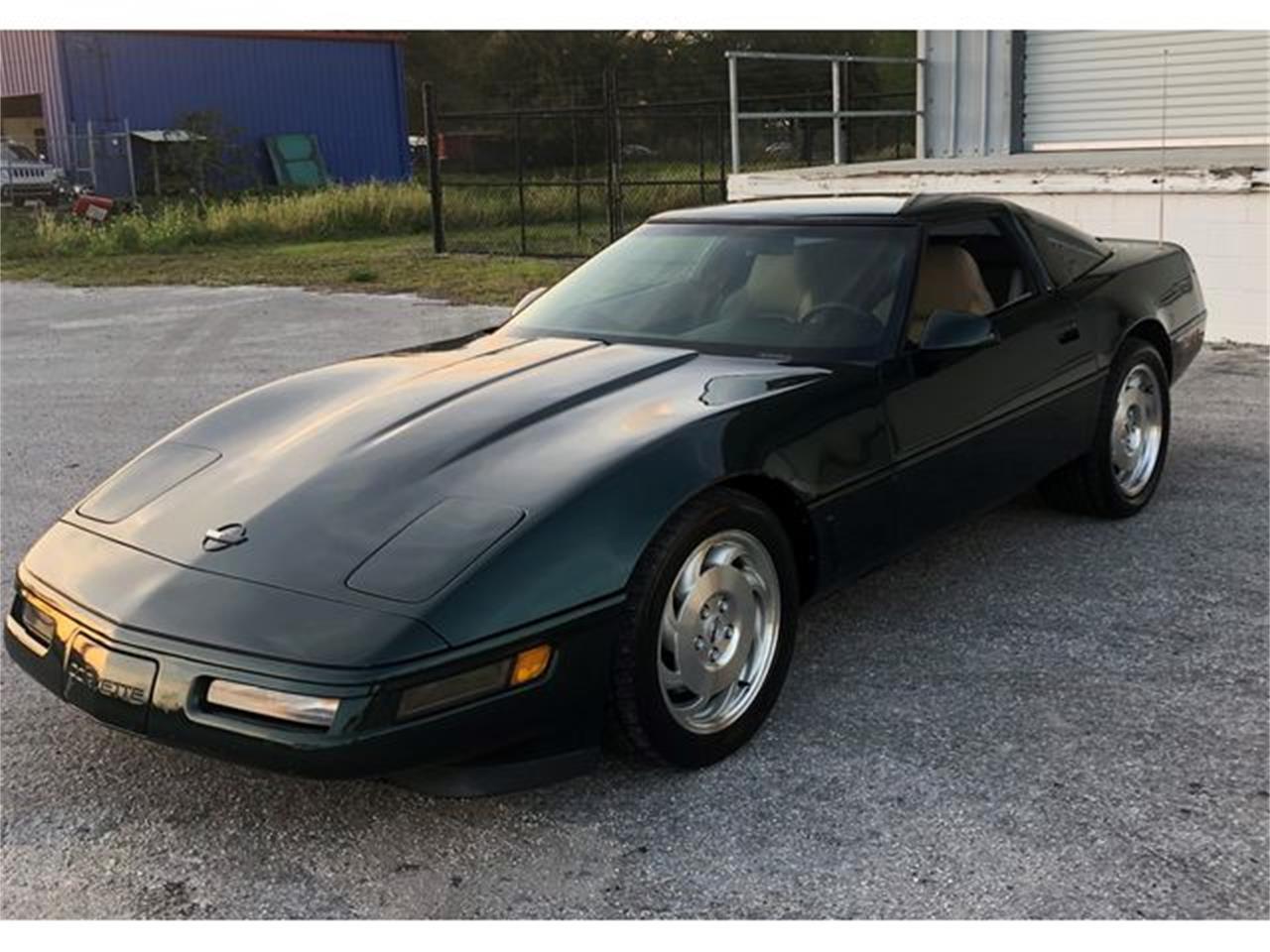 1996 Chevrolet Corvette (CC-1322224) for sale in Lakeland, Florida