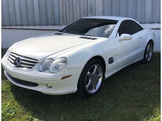 2003 Mercedes-Benz SL500 (CC-1322227) for sale in Lakeland, Florida