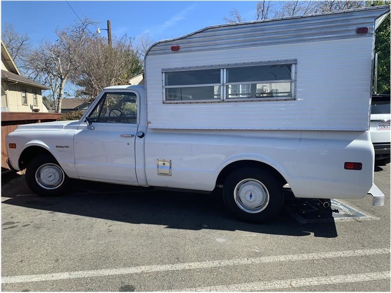 1971 Chevrolet C10 (CC-1322237) for sale in Roseville, California