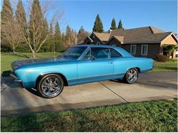1967 Chevrolet Malibu (CC-1322238) for sale in Roseville, California