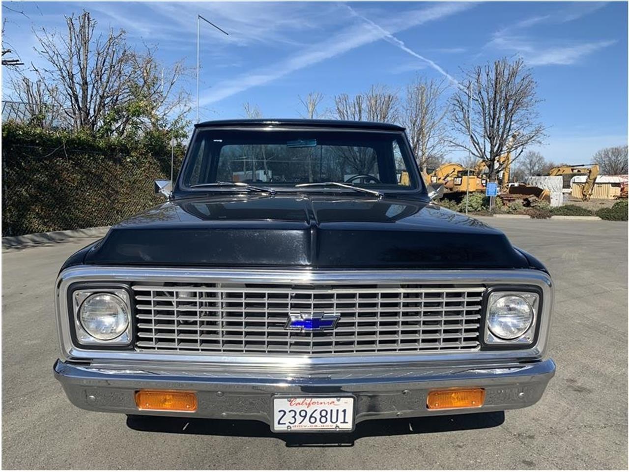 1972 Chevrolet C10 (CC-1322239) for sale in Roseville, California