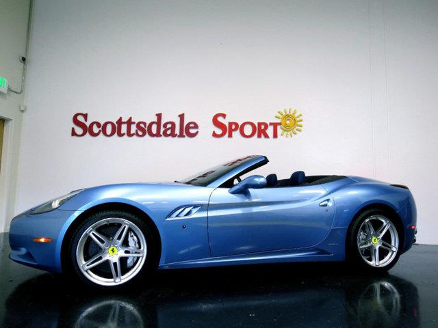 2010 Ferrari California (CC-1322245) for sale in Scottsdale, Arizona
