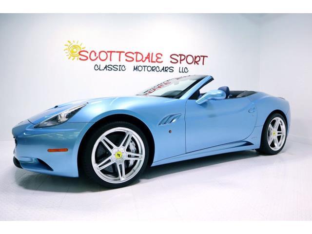2010 Ferrari California (CC-1322245) for sale in Scottsdale, Arizona