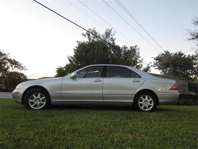 2001 Mercedes-Benz S500 (CC-1322253) for sale in Delray Beach, Florida
