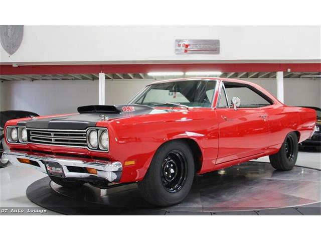 1969 Plymouth Road Runner (CC-1322255) for sale in Rancho Cordova, California